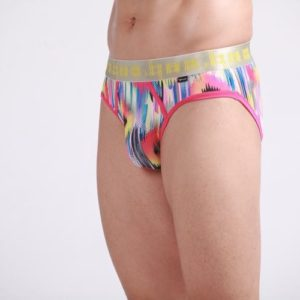 Colorful Cotton Brief Boxer for men
