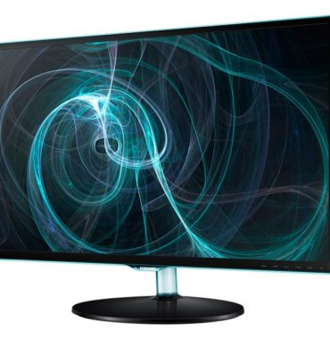 Monitor Samsung 24 LED with the Touch of Color design