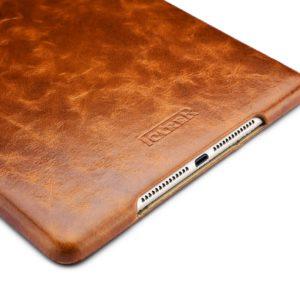 iPad Pro 9.7, iPad Air 2 Cover of Oil Wax Vintage Genuine Leather Folio