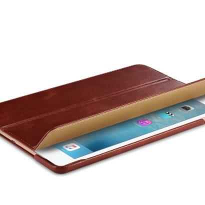 iPad mini 4 Vintage Leather Design Real Cowhide Leather Multi Colors