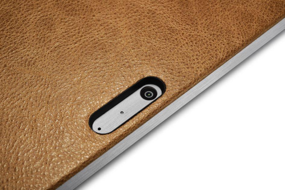Surface Pro4 Shenzhou Genuine Leather Folio Cover