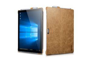 Surface Pro4 Shenzhou Genuine Leather Back Cover