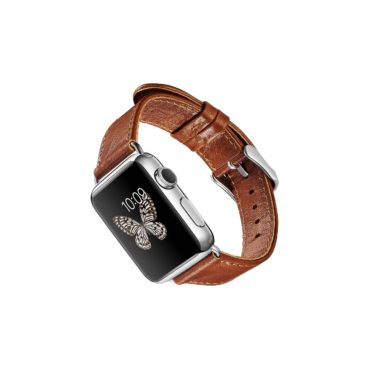 Classic Genuine Leather Series Watch band For Apple Watch