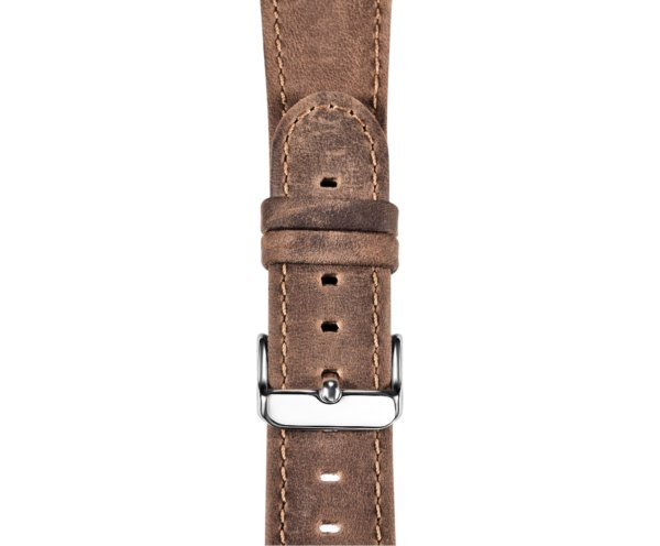 Crazy Horse Leather Series Watch Strap for 38mm/42mm