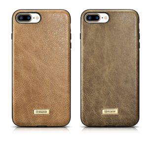 iPhone 7 Plus Shenzhou Genuine Leather Fashional Back Cover Case