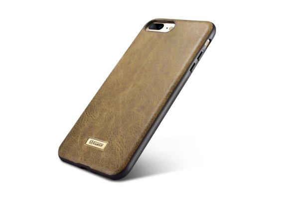 iPhone 7 Plus Shenzhou Genuine Leather Fashional Back Cover Case