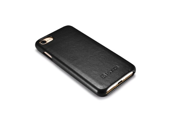 iPhone 7 Curved Edge Luxury Series Genuine Leather Case
