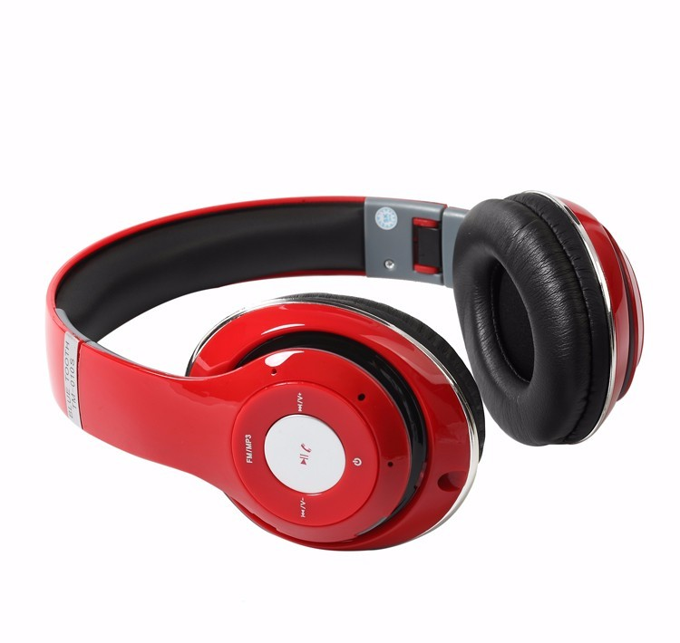 Bluetooth Headphone Foldable Wireless Stereo Headset beats Design High quality TM-010