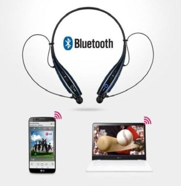 Stereo Bluetooth Earphone HBS-730 Bluetooth Headphone for Music LG Good Quality