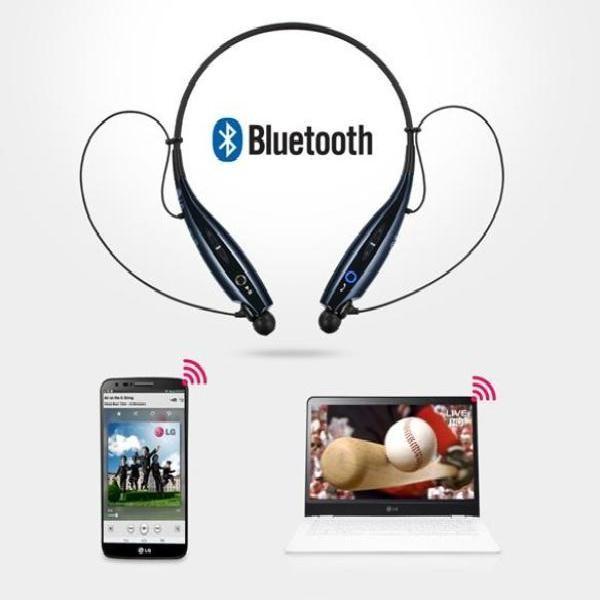 Stereo Bluetooth Earphone HBS-730 Bluetooth Headphone for Music LG Good Quality