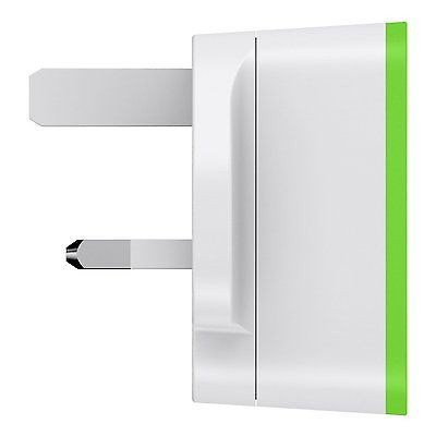 belkin 2 port home charger + USB cable high quality