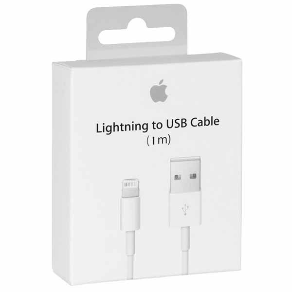 Apple lightning cable 1M