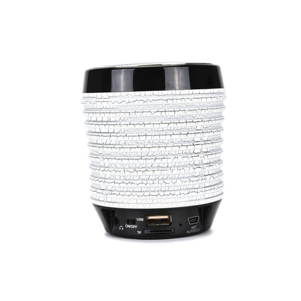 LED Light WS-1805B Bluetooth Wireless, Speaker Mini Portable MP3 Phone