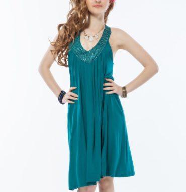 Beach Dress, open side dress