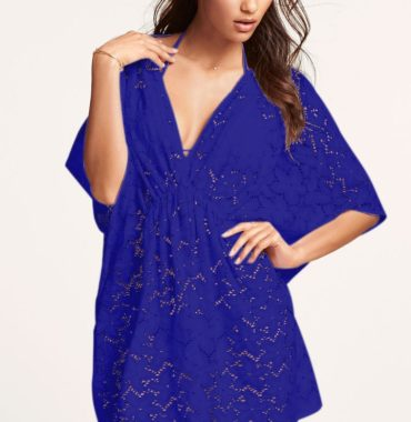 Lace Beach Cover Up