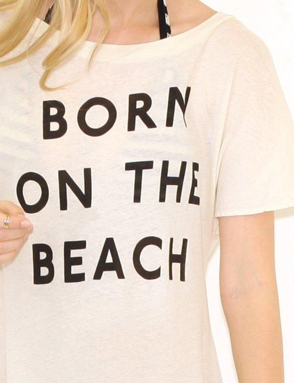 Beach Cover T-shirt