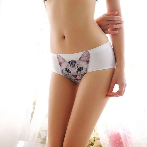 Cat Short Sexy panty