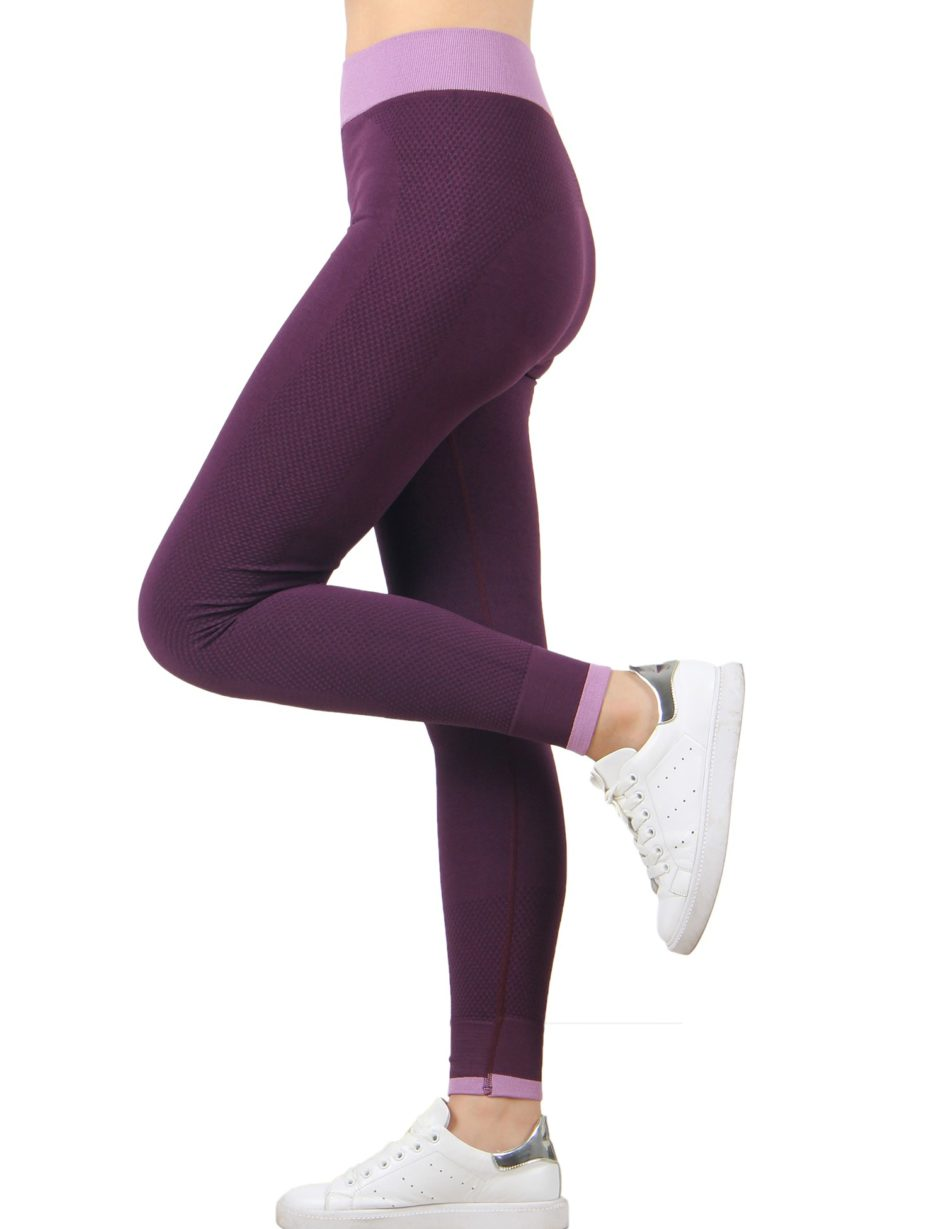 Opaque Tight Leggings For Running
