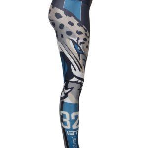 Jacksonville Jaguars printing Leggings