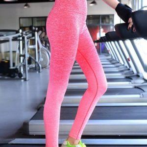 Pink Gradual Change Sport legging