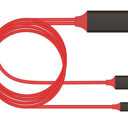 Lightning Cable To HDMI For iPhone, iPad and iPod 2M
